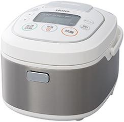 ハイアールの5.5合炊きマイコンジャー炊飯器