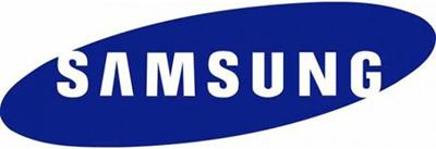 サムスン電子のロゴ