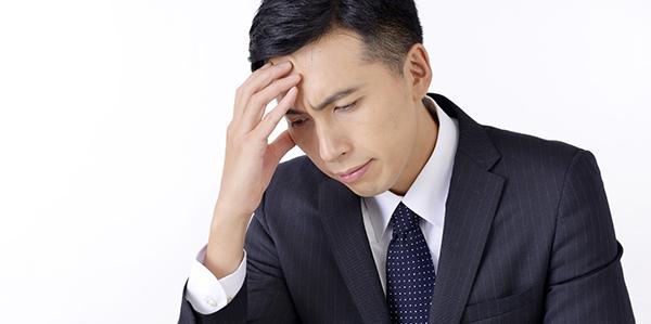 ハイアール家電の故障多発に悩む男性