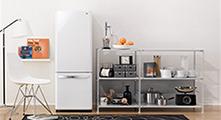 ハイアールの168Lの冷蔵庫