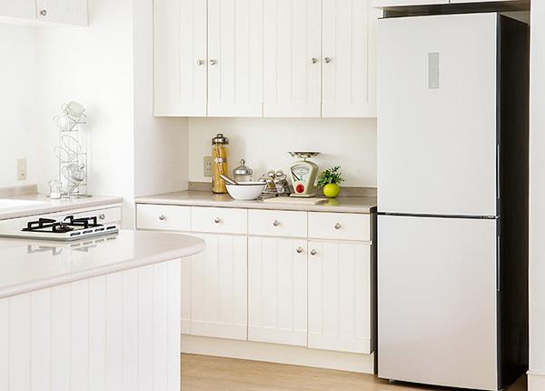 ハイアールの340Lの冷蔵庫